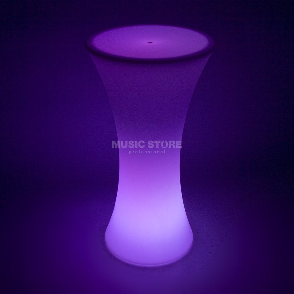 lightmaXX chilLED TABLE IR BAR STAND 60x60x110cm, IP65 Produktbild