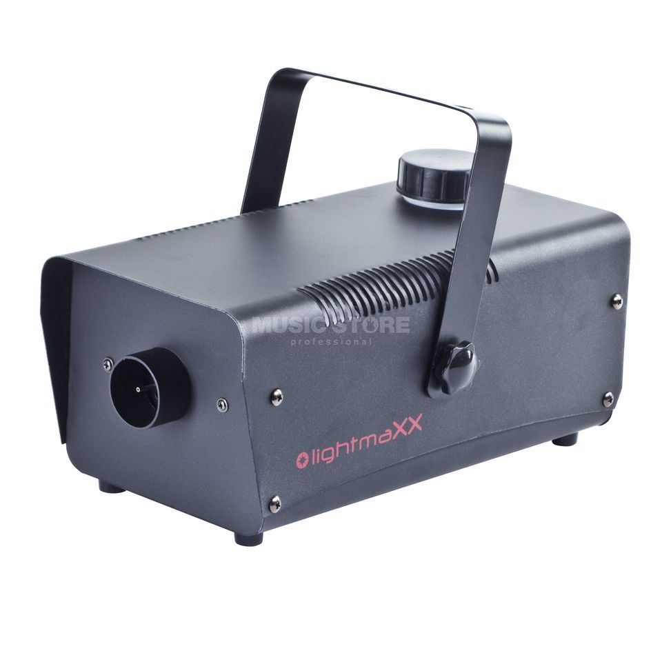 lightmaXX Club Fog 800 remote control included Product Image