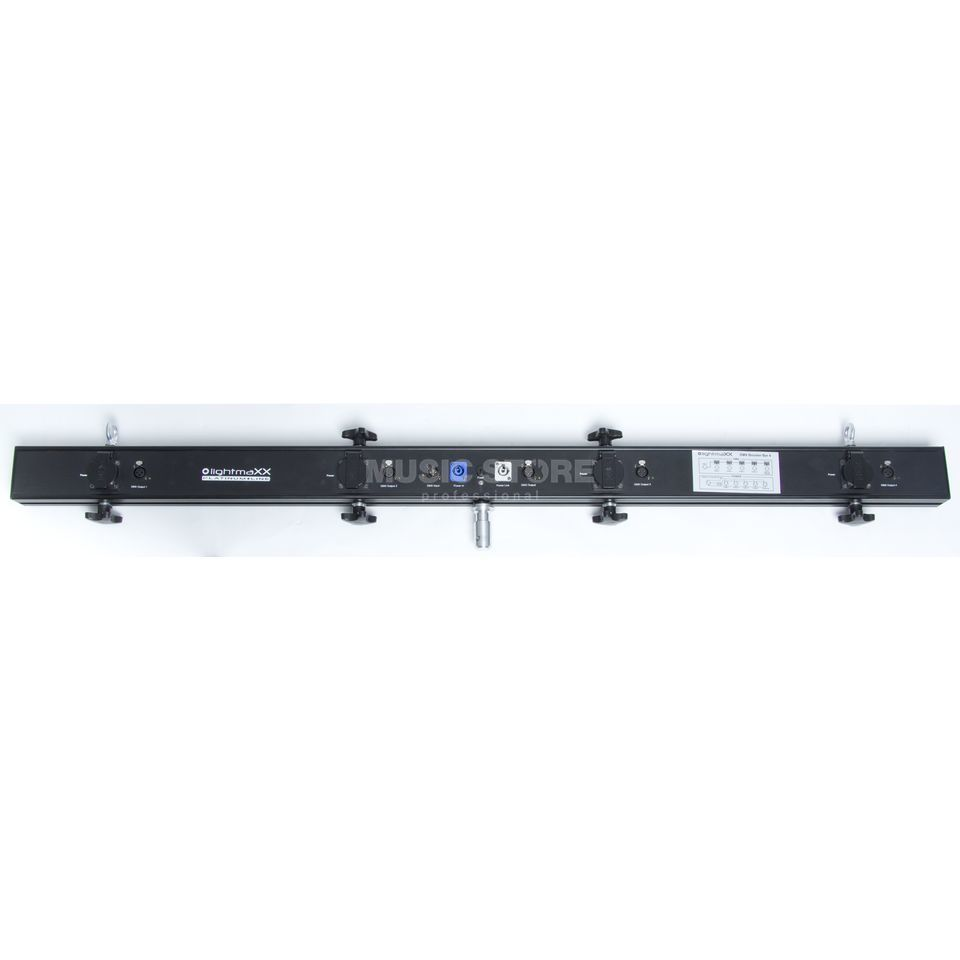 lightmaXX DMX Booster Bar 4 incl. PowerCon, TV-spigot Produktbillede
