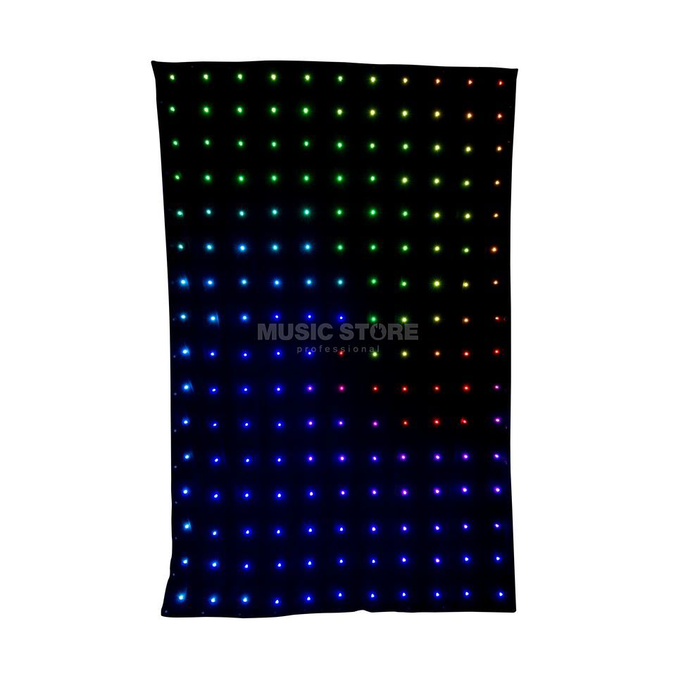 lightmaXX LED DROP II RGB Matrix 2x3m, incl. Controller & Bag Produktbild
