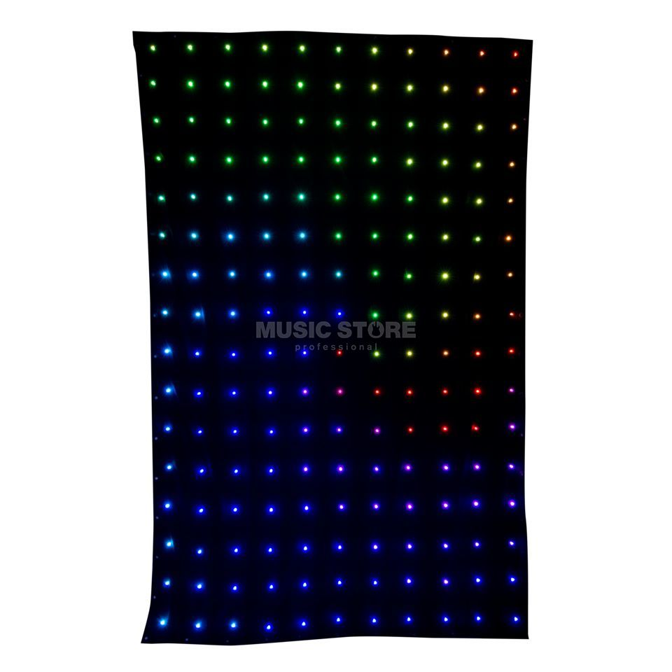lightmaXX LED DROP III RGB Matrix 3x6m, incl. Controller & Bag Produktbillede