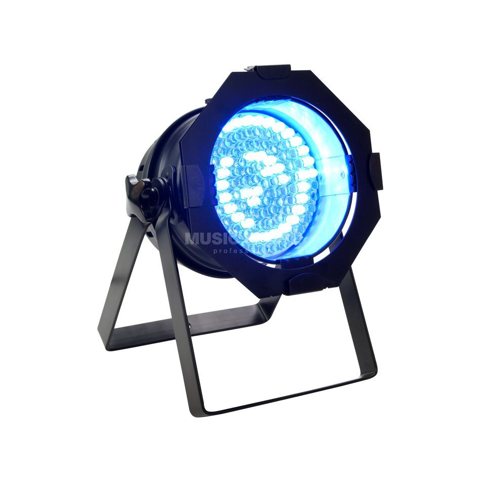 lightmaXX LED Par 56 RGB Black Short 10mm LEDs Product Image