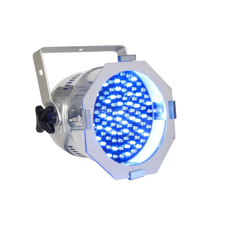 lightmaXX LED Par 56 RGB Polished Short 5mm LEDs Produktbillede