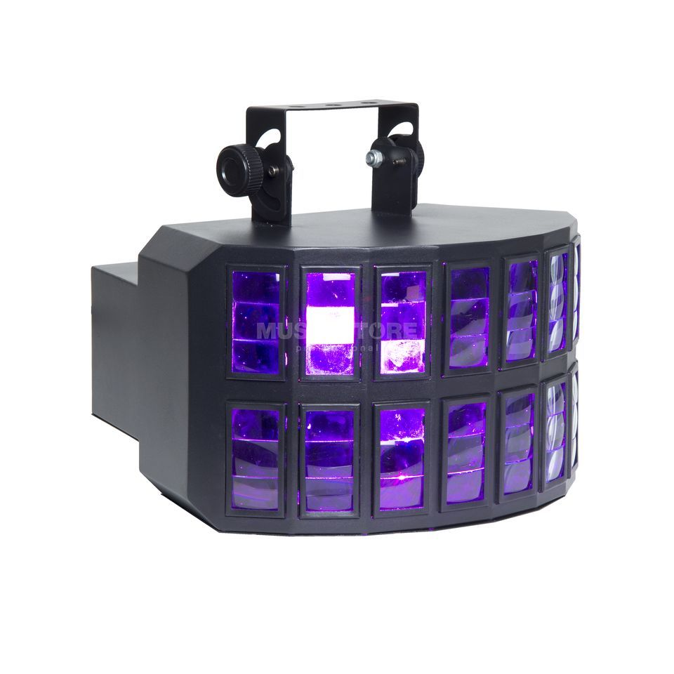 lightmaXX METEOR LED Lichteffekt 2x 8W Multi Chip LEDs Produktbillede