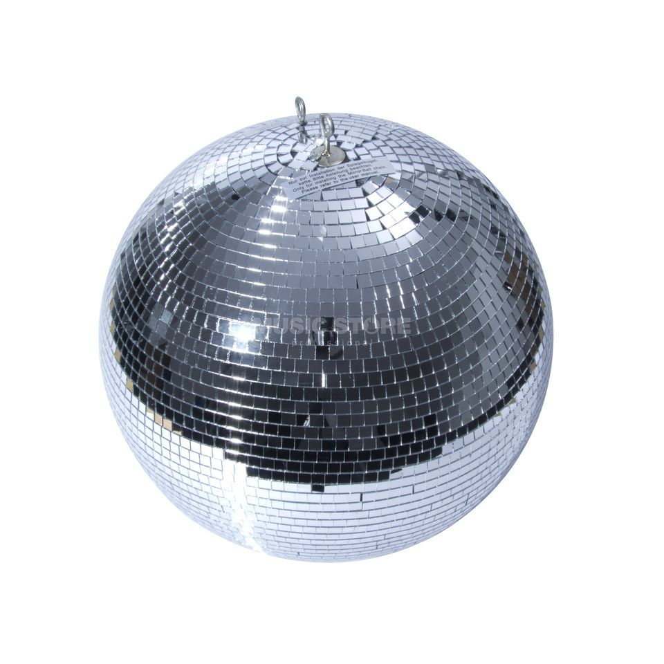 lightmaXX Mirror Ball 40cm Professional  10x10mm Reflectors Produktbillede