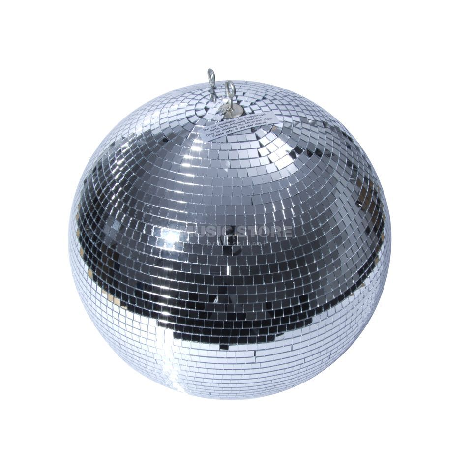 lightmaXX Mirror Ball 40cm with safety eyelet Produktbillede