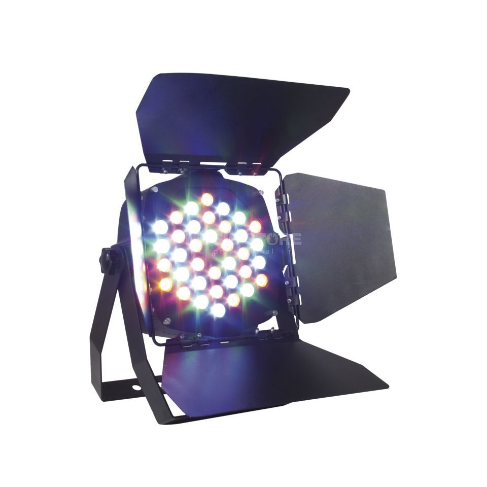 lightmaXX Multi Color Spot High Power 36x1W, RGBA Produktbild