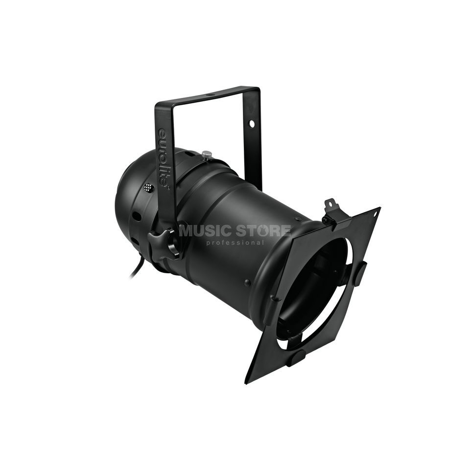lightmaXX PAR 56 Housing Long Black incl. Filter Frame Produktbillede