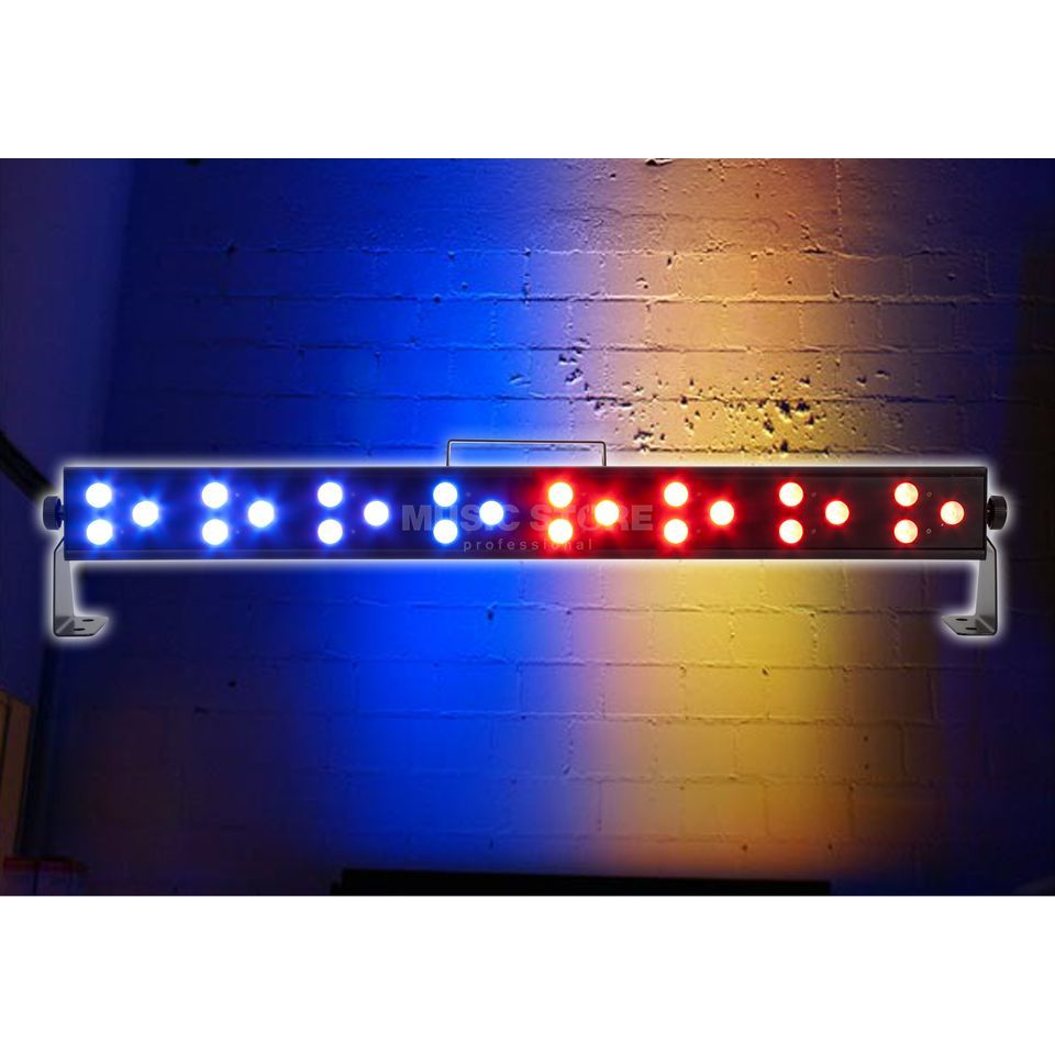 lightmaXX Platinum BAR TRI-LED 24x 3 Watt TRI-LED Produktbild