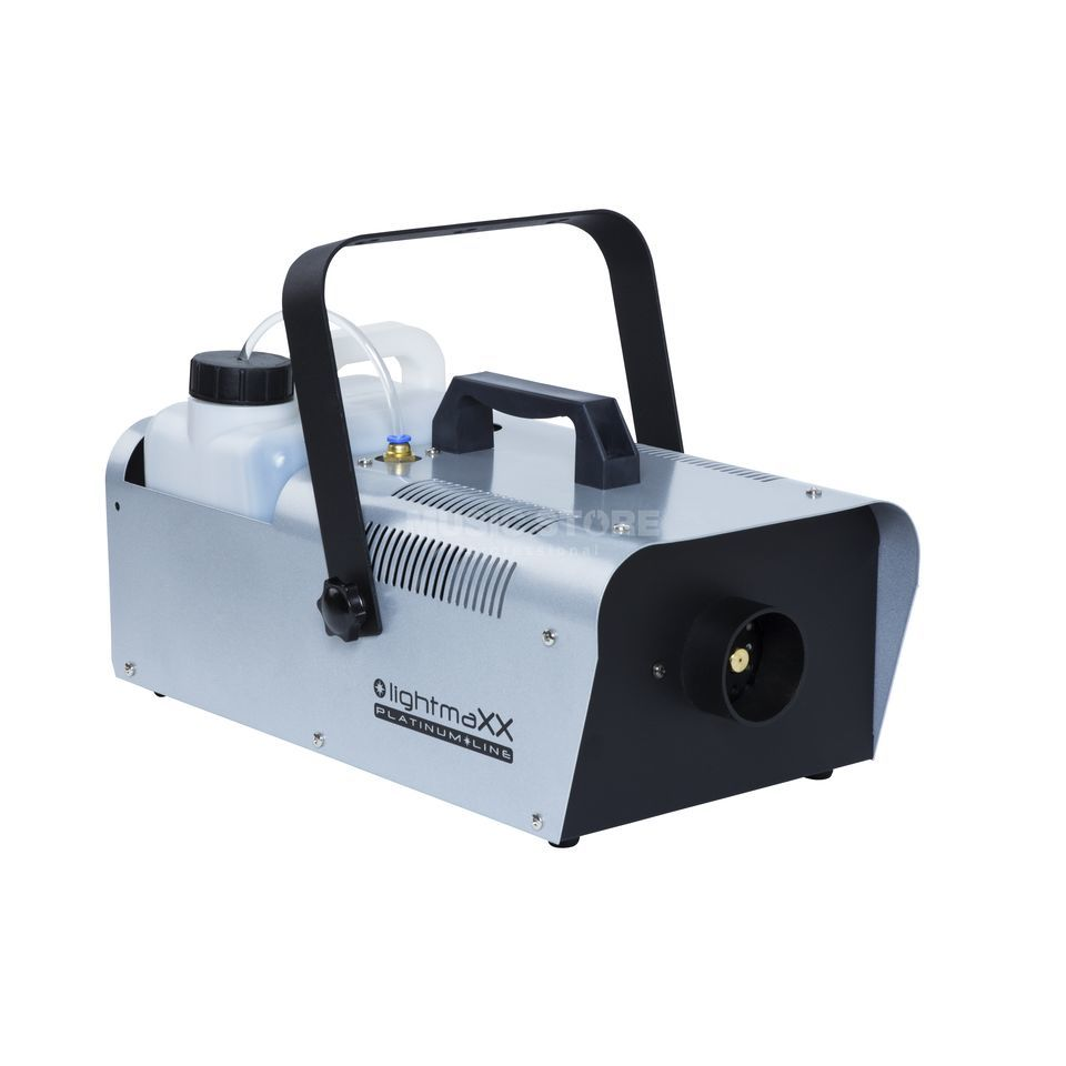 lightmaXX Platinum Fog 1200 incl. Remote Control Product Image