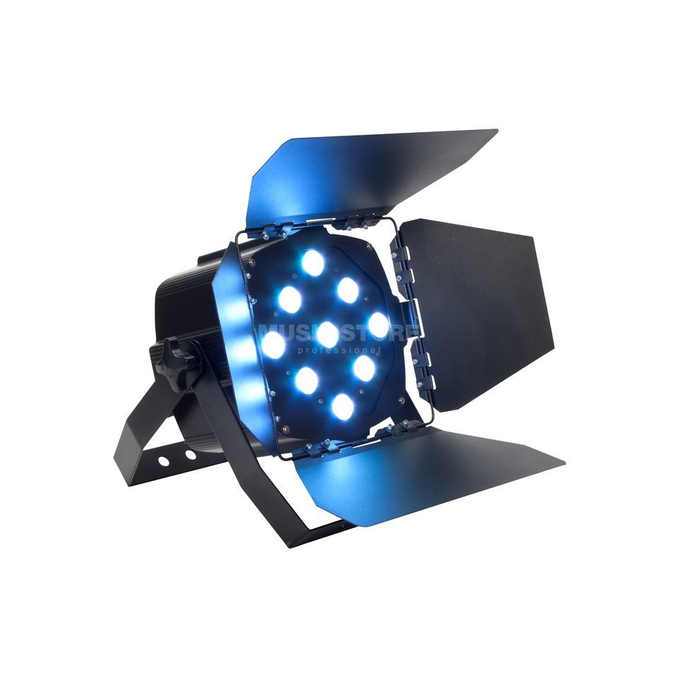 lightmaXX Platinum Multi Colour Spot PRO  9x9W LED Tri Produktbillede