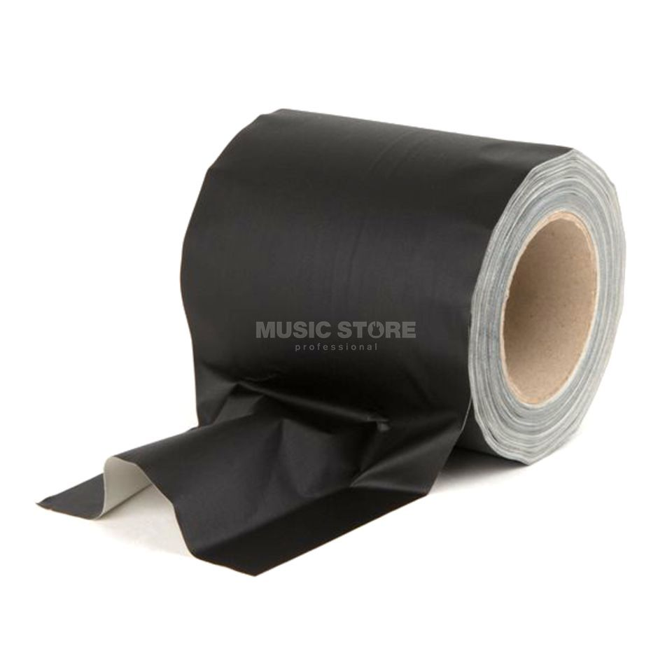 lightmaXX Tunnel Tape Black 30m  Produktbillede
