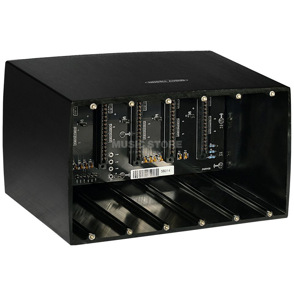 Lindell Audio 506 Power 6-Slot 500 Series PSU Produktbild