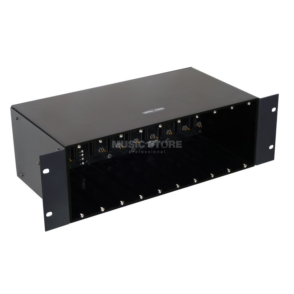 Lindell Audio 510 Power 10Slot 500 Series Power Supply Produktbillede