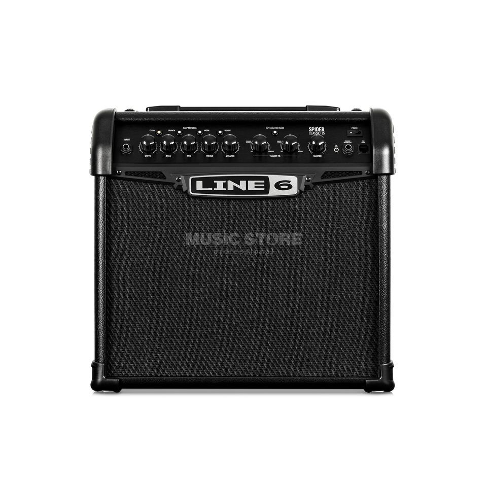 Line 6 Spider Classic 15 Combo Product Image