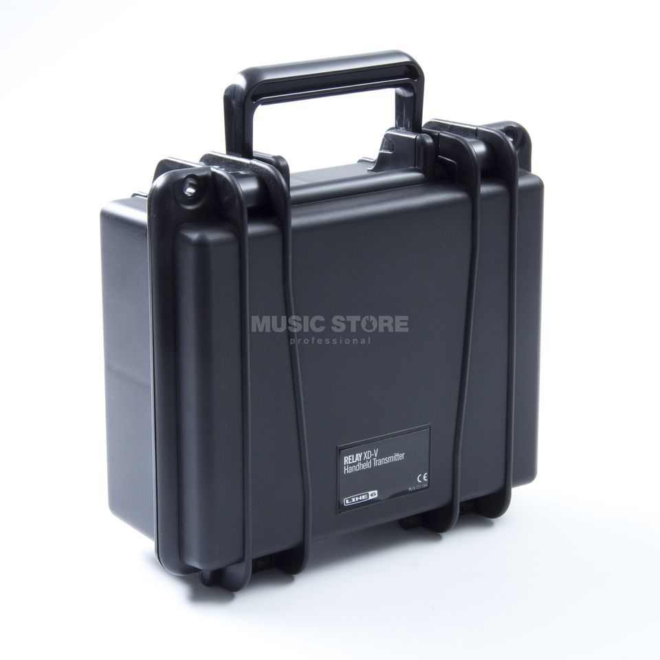 Line 6 XD-V Road Ready Carry Case Transport Case for XD Series Imagem do produto