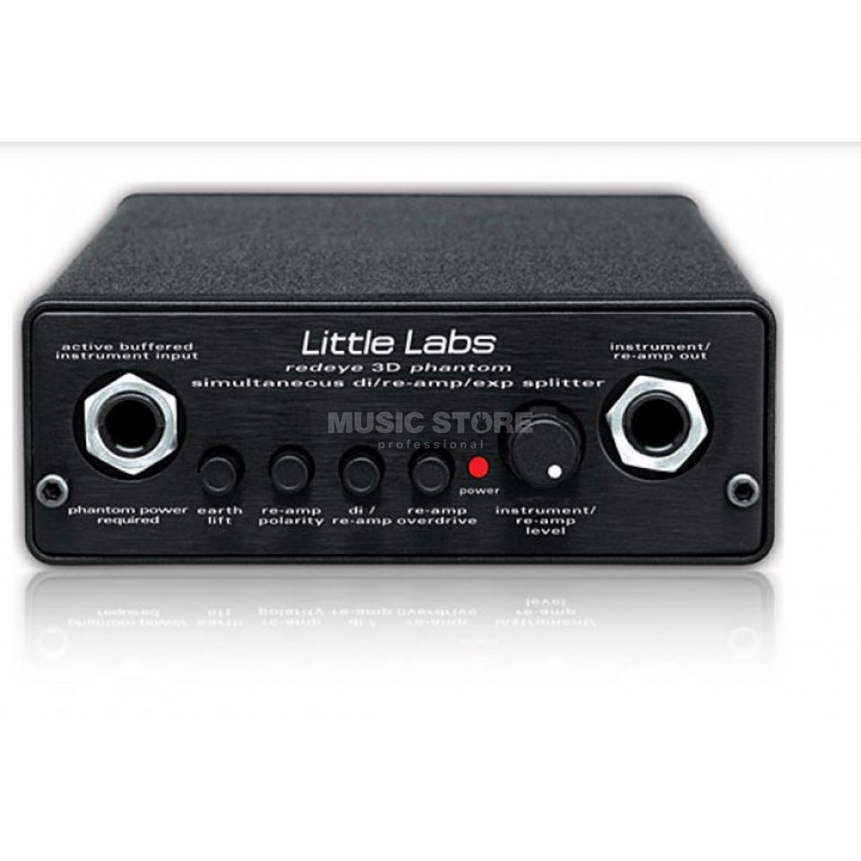 Little Labs Red Eye3d    Produktbillede