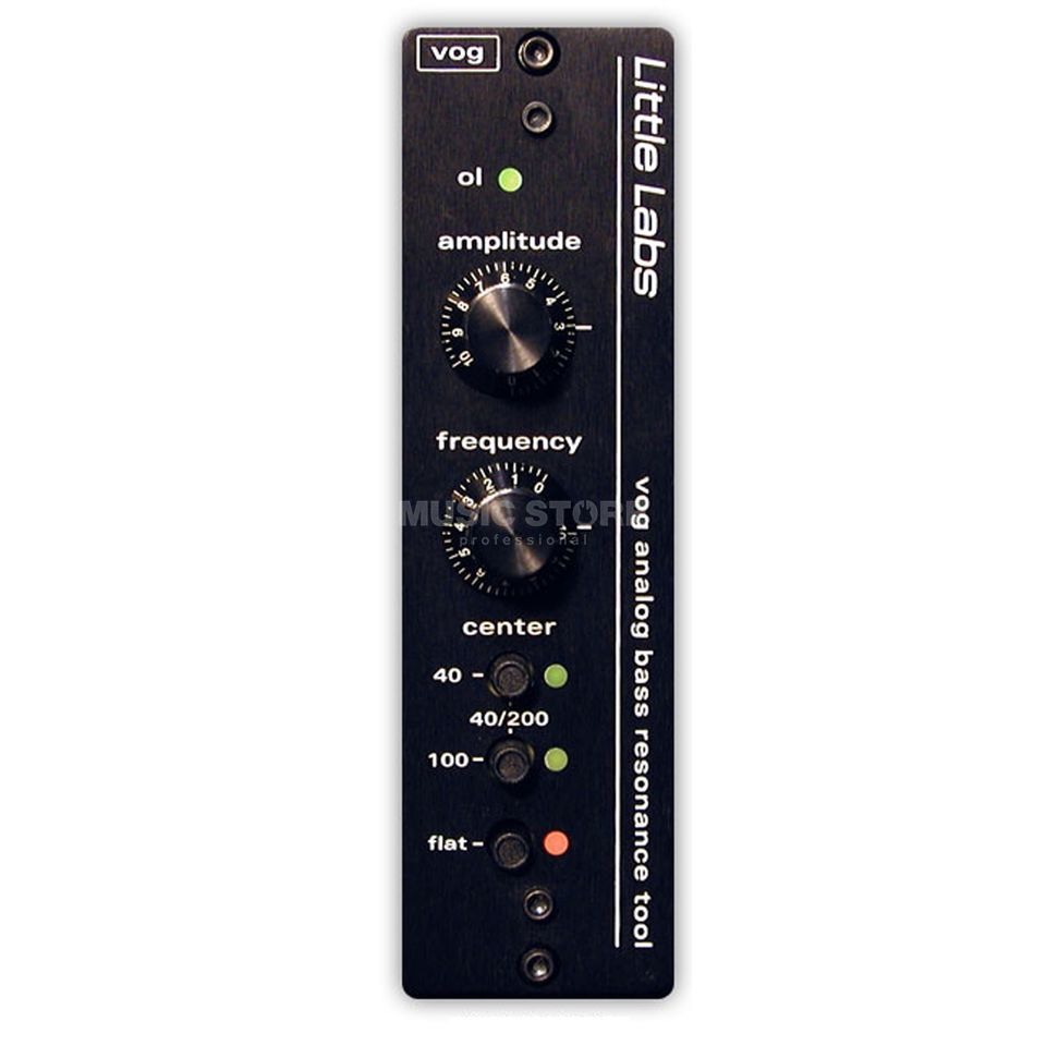 Little Labs VOG Voice of God 500 Series Analog Bass Resonance Tool Produktbild