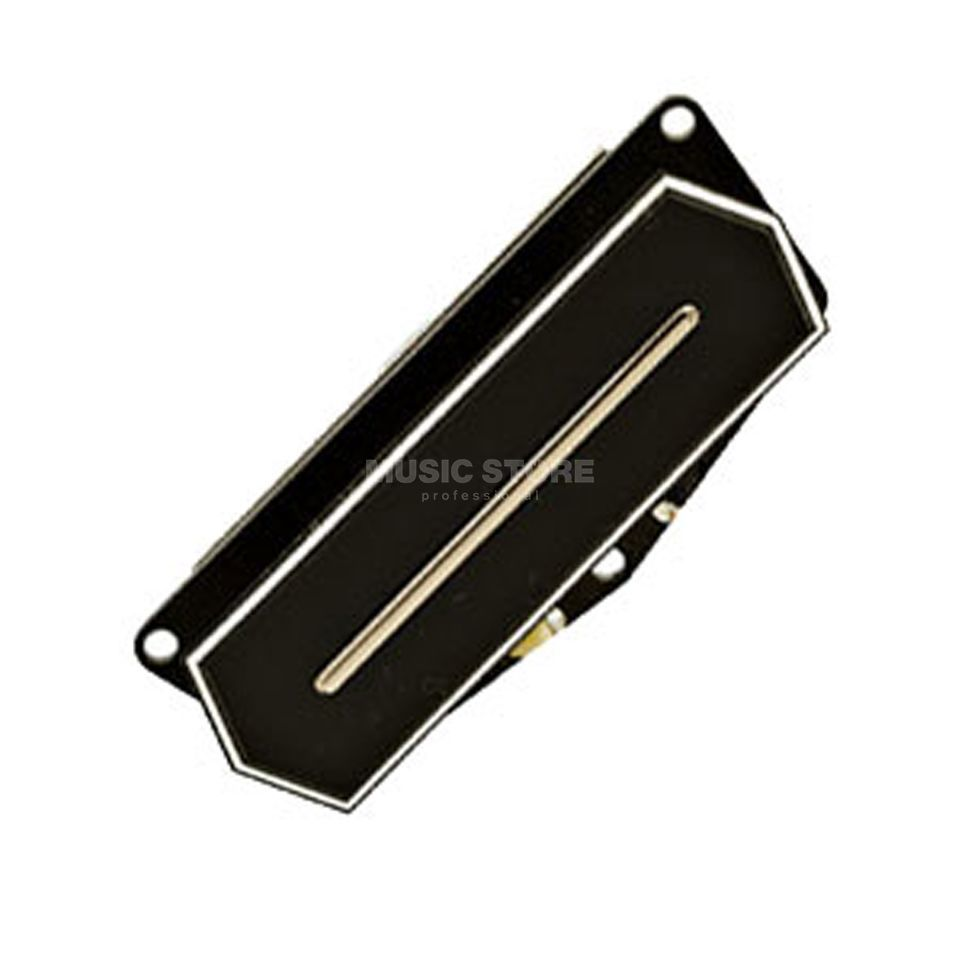 Lollar Guitars Inc. Charlie Christian Neck Pickup Tele black pickguard mount Produktbillede