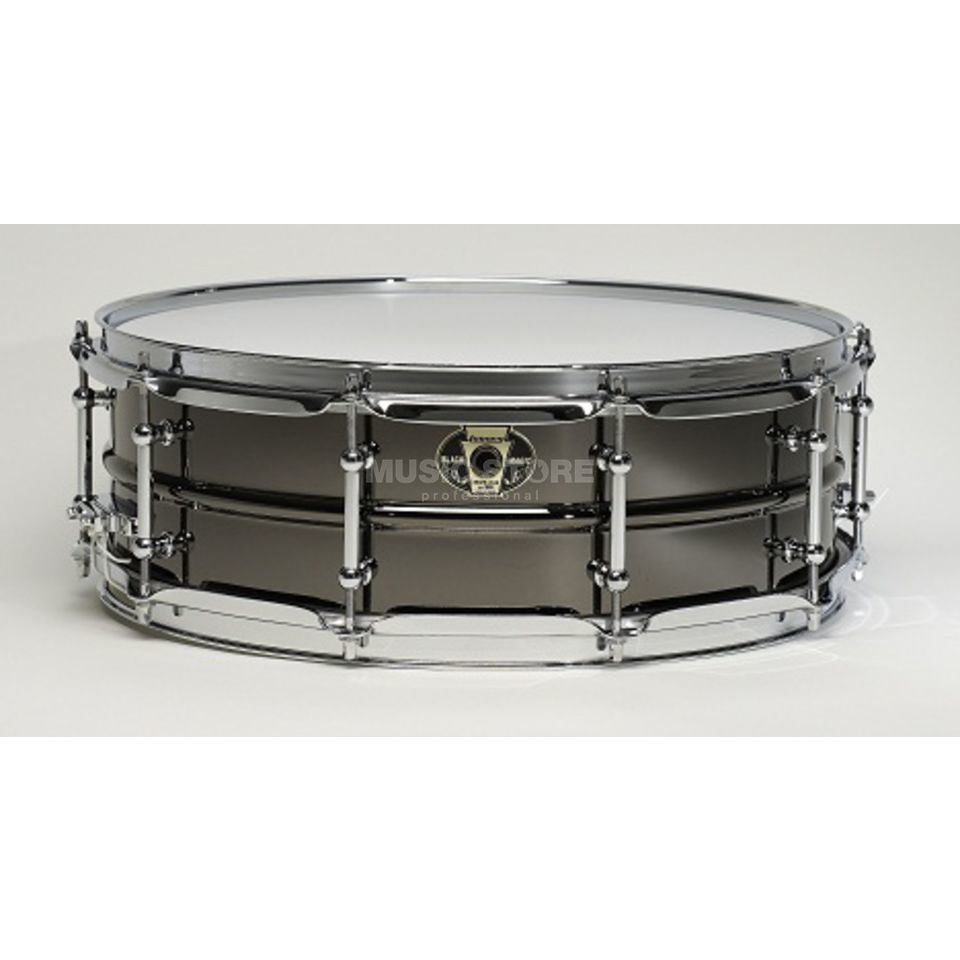 "Ludwig Black Magic Snare LW0515, 15""x5"" Produktbild"
