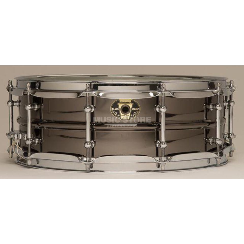 "Ludwig Black Magic Snare LW5514C, 14""x5,5"" Chrome Produktbild"