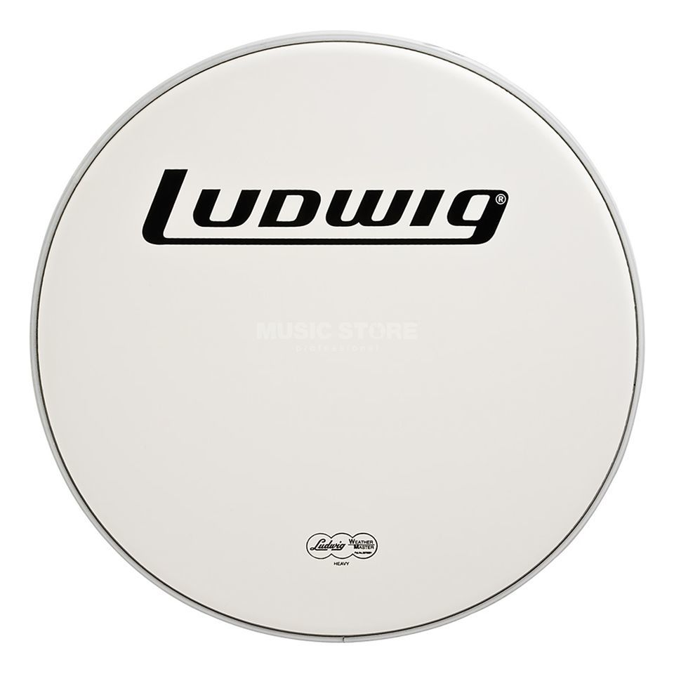 "Ludwig Weather Master Coated 14"", Heavy Produktbild"