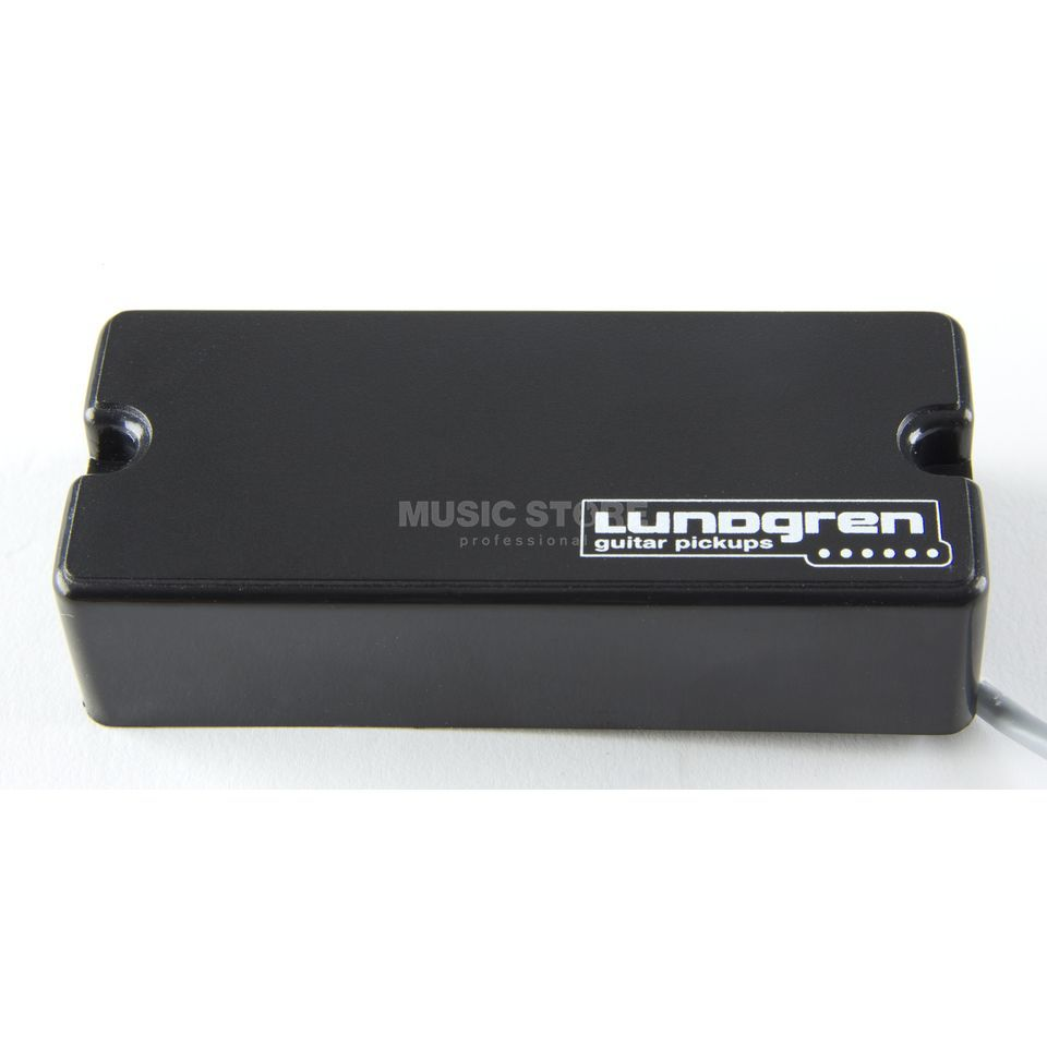 Lundgren Guitar Pickups M7C Humbucker Bridge Soapbar- Version Produktbillede