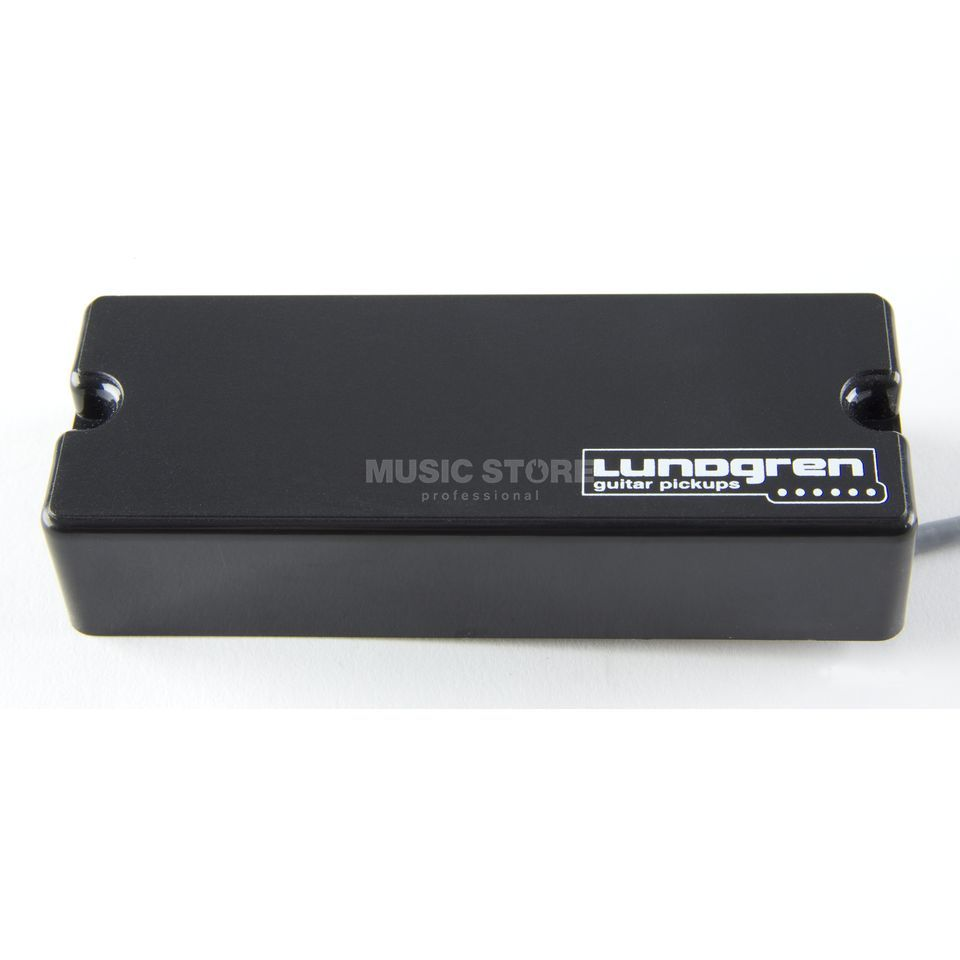 Lundgren Guitar Pickups M8C Humbucker Neck Soapbar- Version Produktbillede