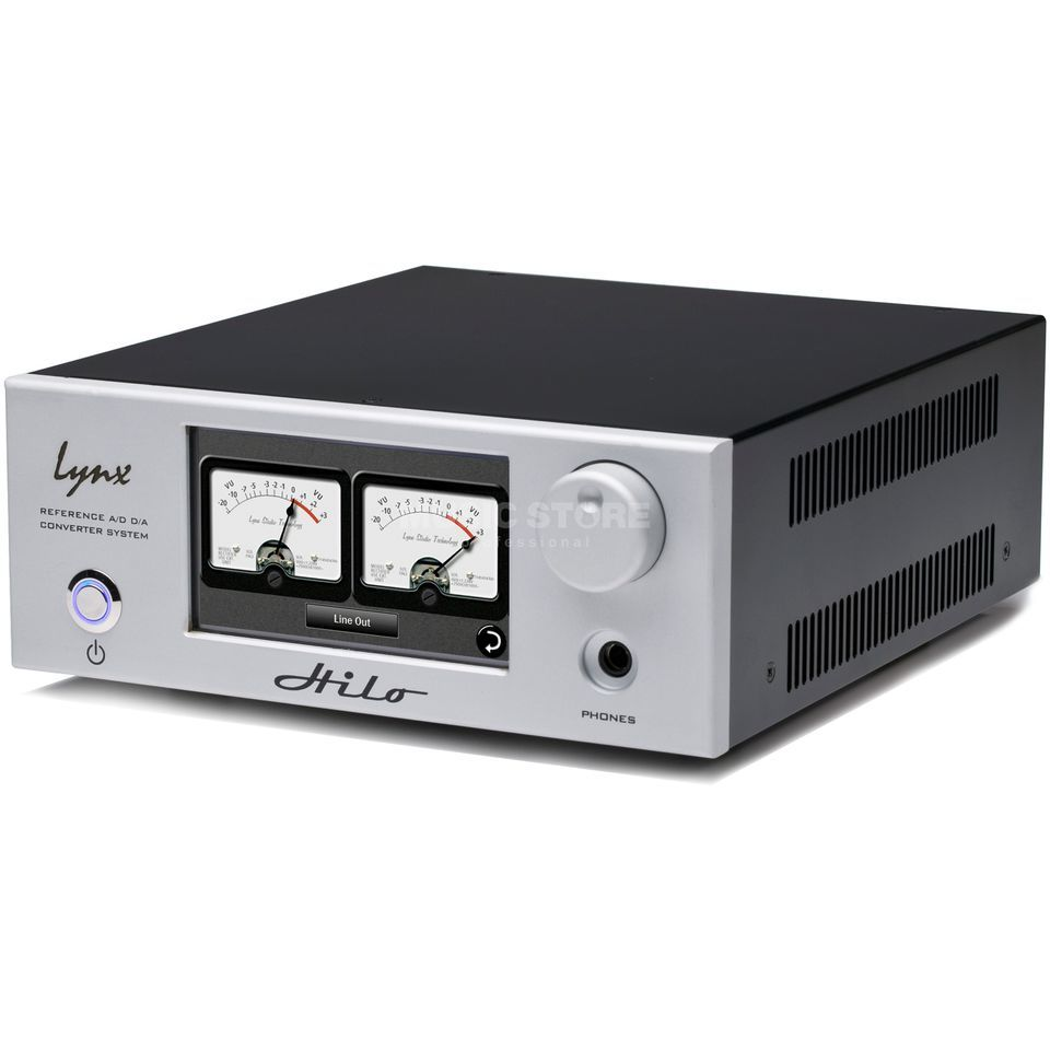 Lynx Studio Technology Hilo Reference A/D D/A Converter System. Εικόνα προιόντος