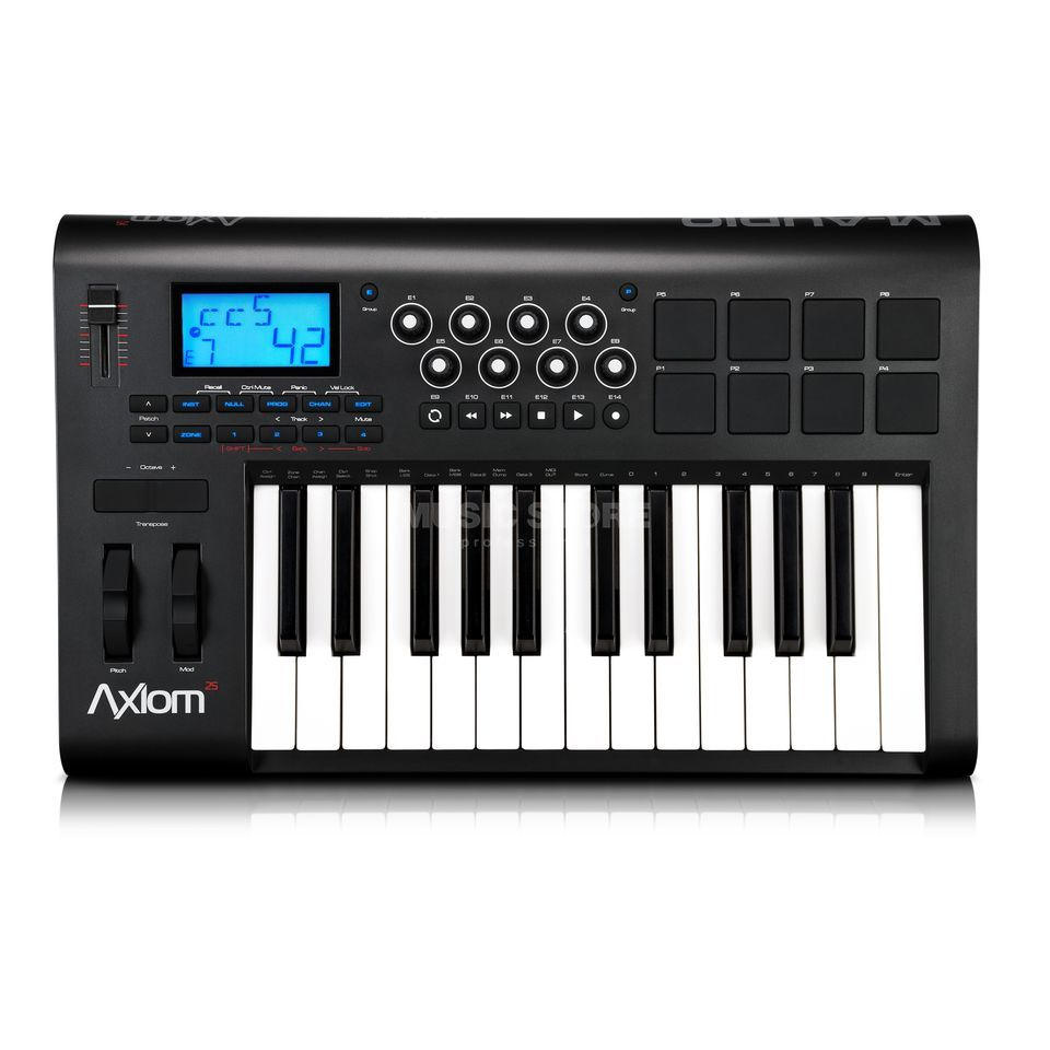 M-Audio Axiom 25 mk II Controller Keyboard Produktbild