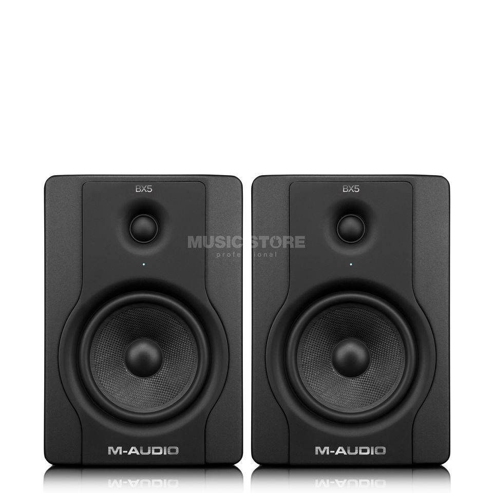 M-Audio BX5 D2 Active Studio Monitors    Produktbillede