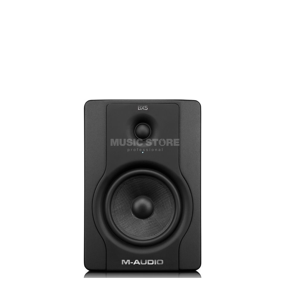 "M-Audio BX5A D2 (Single) aktiver 5"" Studiomonitor Produktbild"