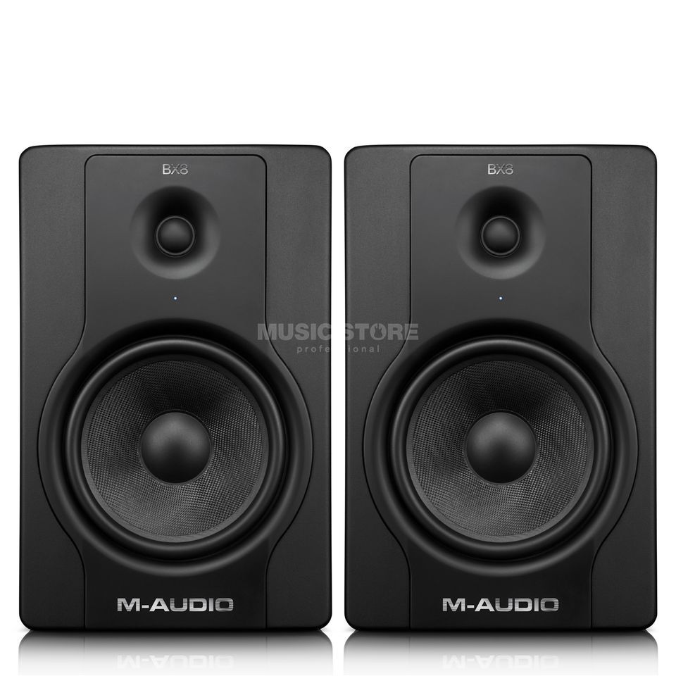 M-Audio BX8 D2 Active Studio Monitors    Produktbillede