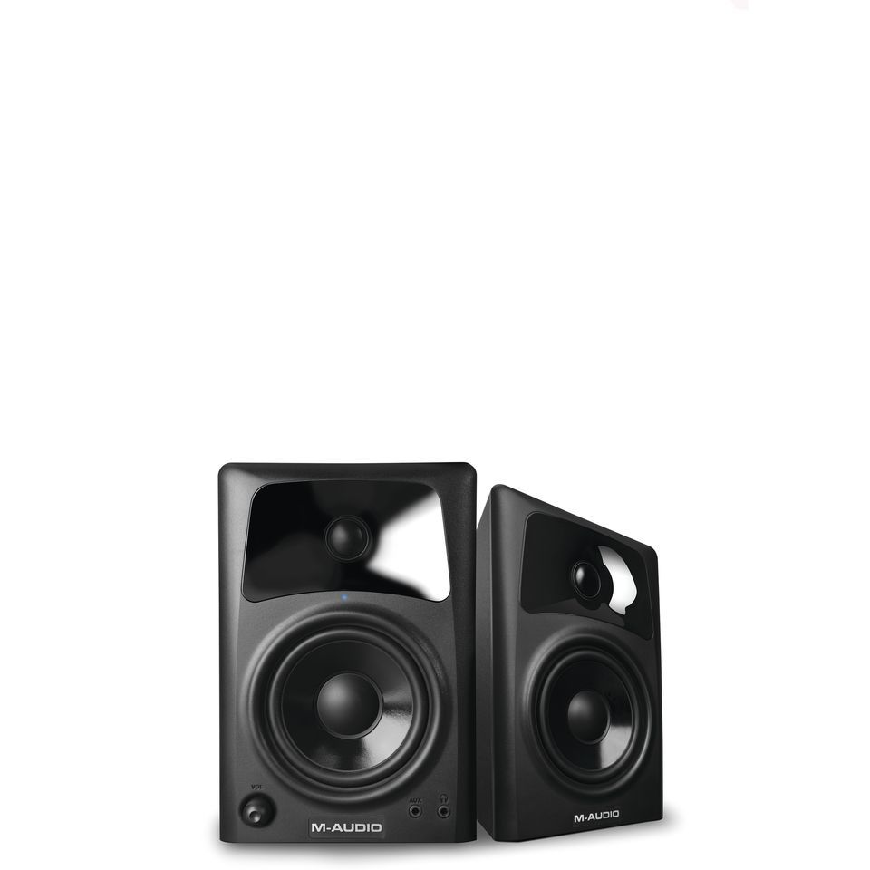 M-Audio Studiophile AV 42 2-Wege Multimedia Speaker Produktbild