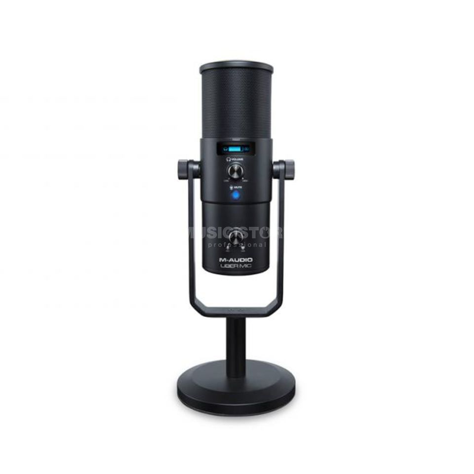 M-Audio Uber Mic Product Image