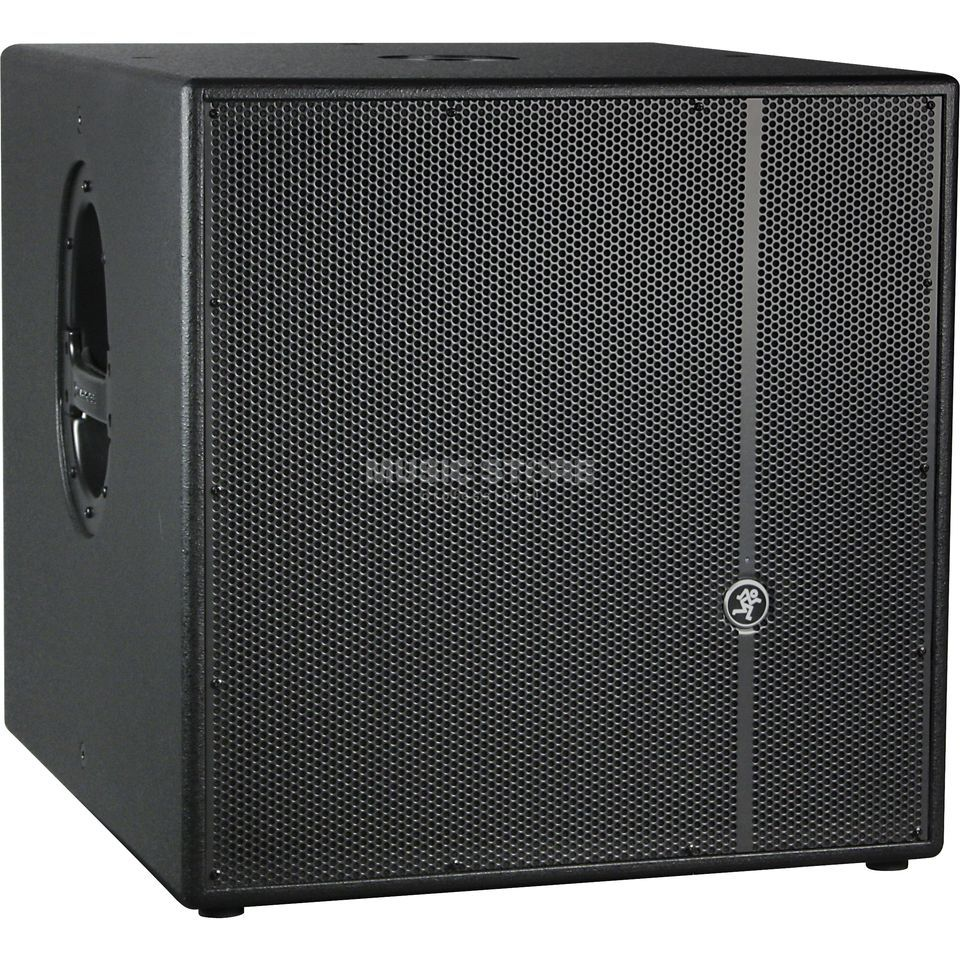 mackie hd1801 18 active subwoofer 1600 watt. Black Bedroom Furniture Sets. Home Design Ideas