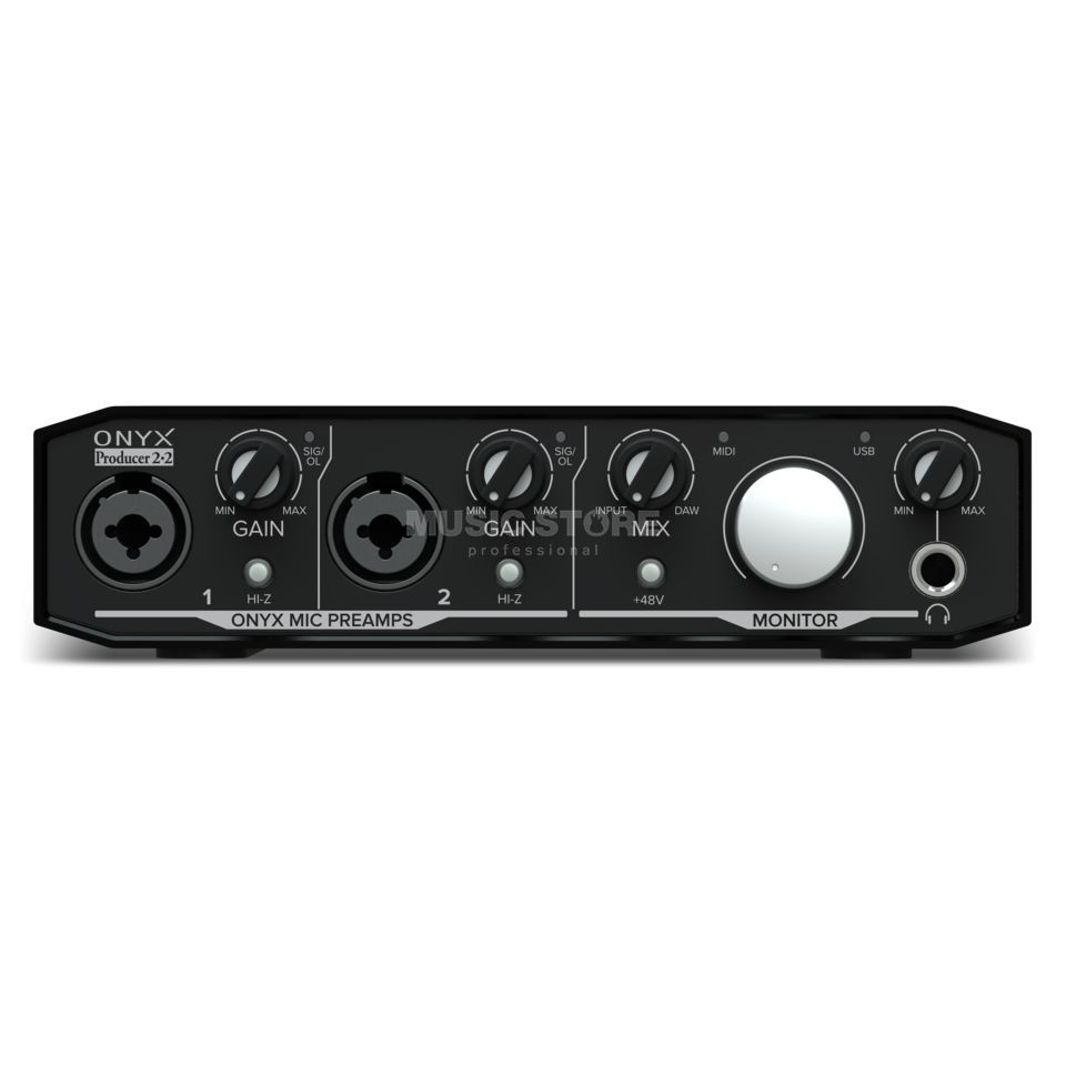 Mackie Onyx Producer 2x2 2x2 USB Audio Interf.mit Midi Product Image