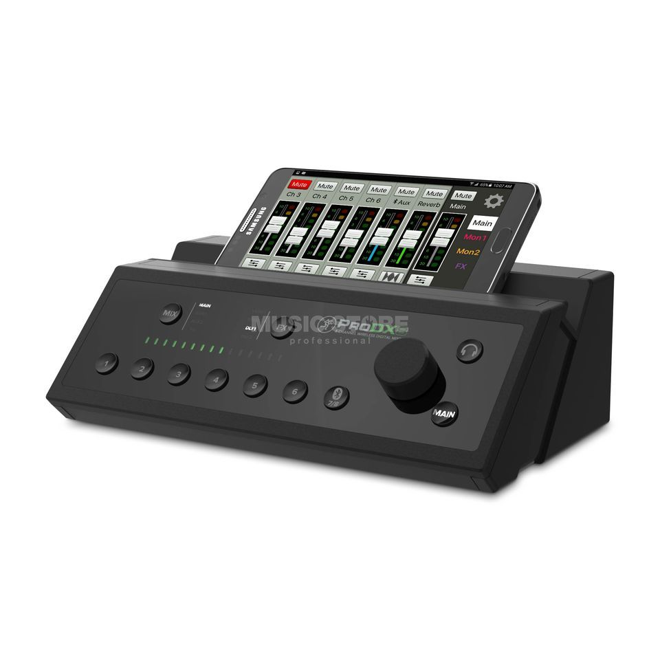 Mackie ProDX8 Wireless Digital Mixer Produktbillede