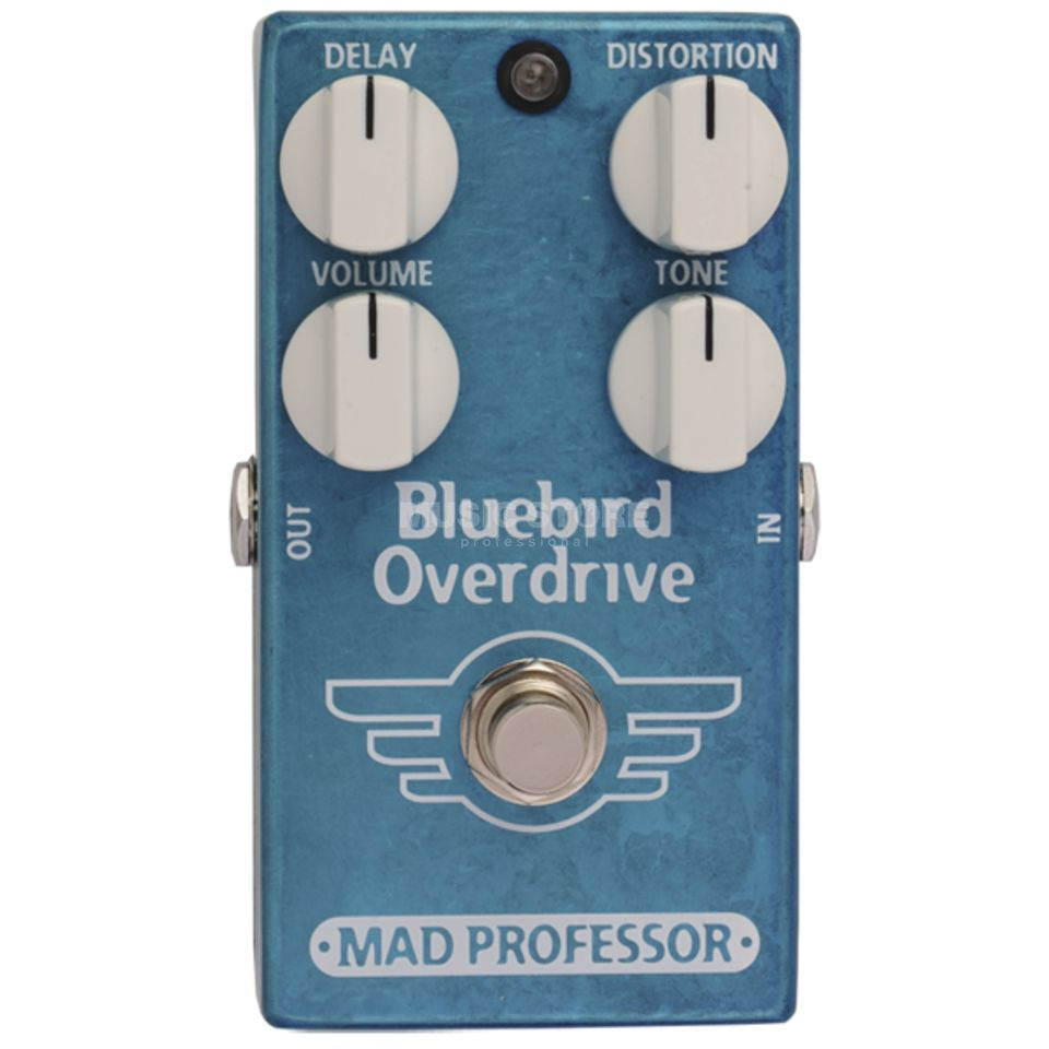 Mad Professor Bluebird Overdrive Delay  Produktbillede