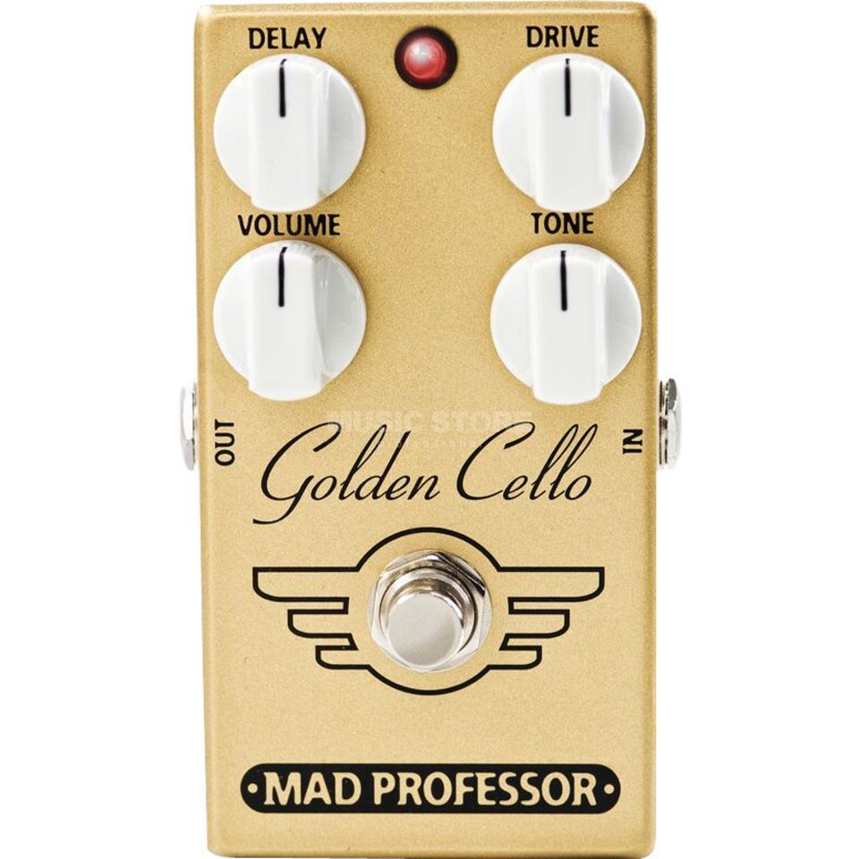 Mad Professor Golden Cello Produktbillede