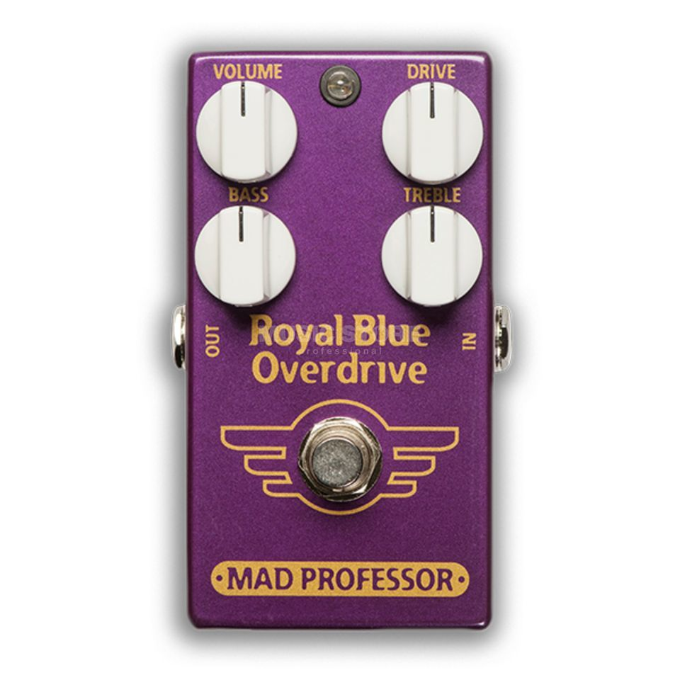Mad Professor Royal Blue Overdrive Productafbeelding