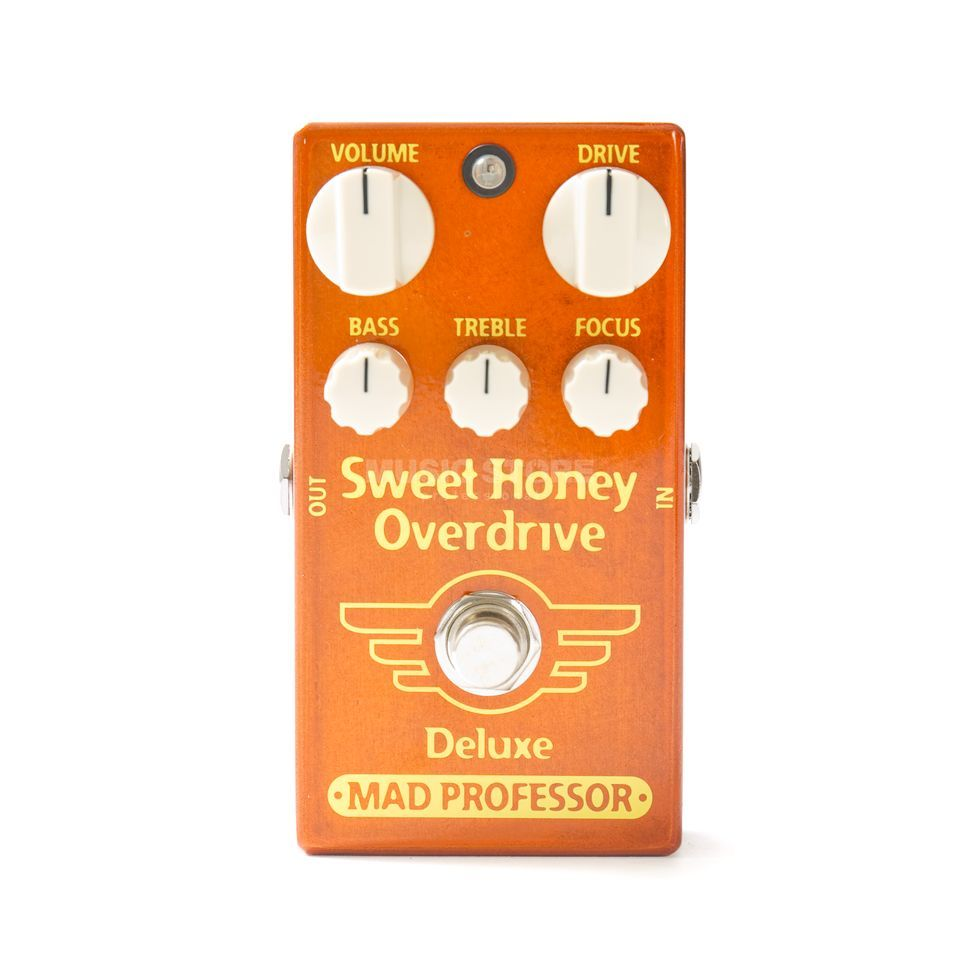 Mad Professor Sweet Honey Overdrive Deluxe Factory Made Product Image