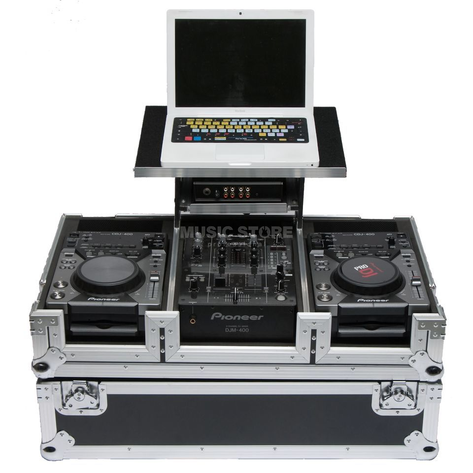 Magma CDJ Workstation 400/350 black/silver Produktbild