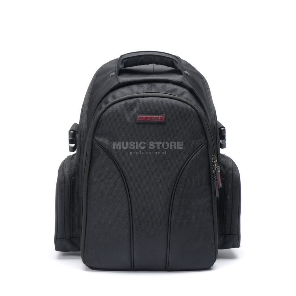 Magma DIGI Backpack black/red Produktbillede