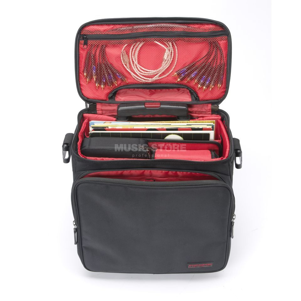 Magma DIGI Trolley II black / red Produktbild