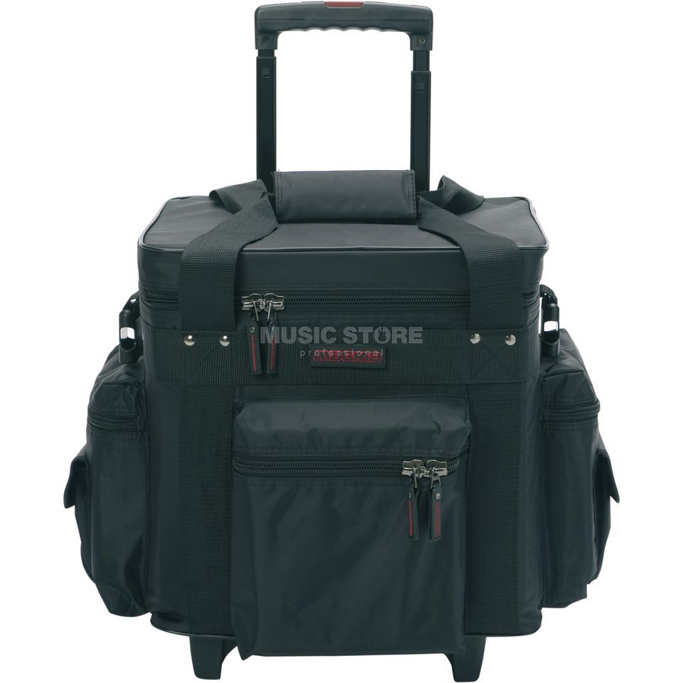 Magma LP-Bag 100 Trolley black/red  Produktbild