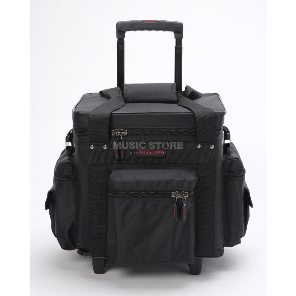 Magma LP Trolley Bag 100 black für 100 LP´s Produktbillede