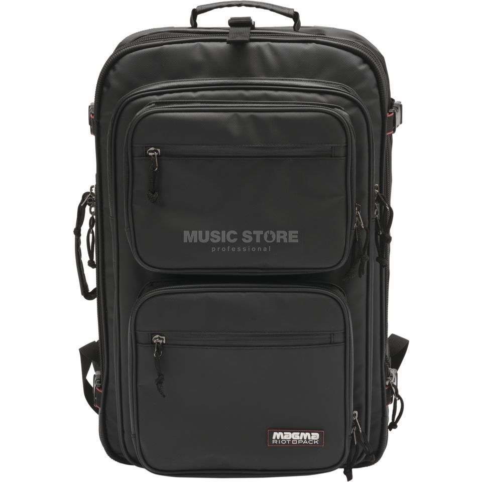 Magma Riot DJ-Backpack XL  Produktbild