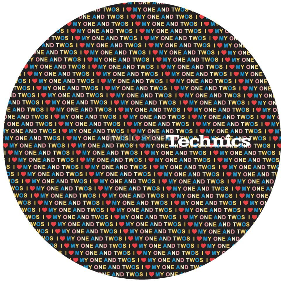 Magma Technics Slipmats One & Two Love Product Image