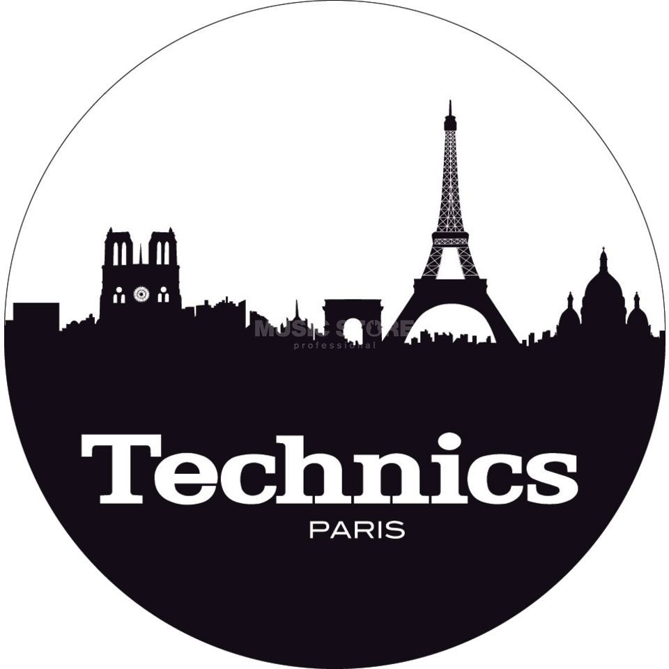Magma Technics Slipmats Paris  Product Image